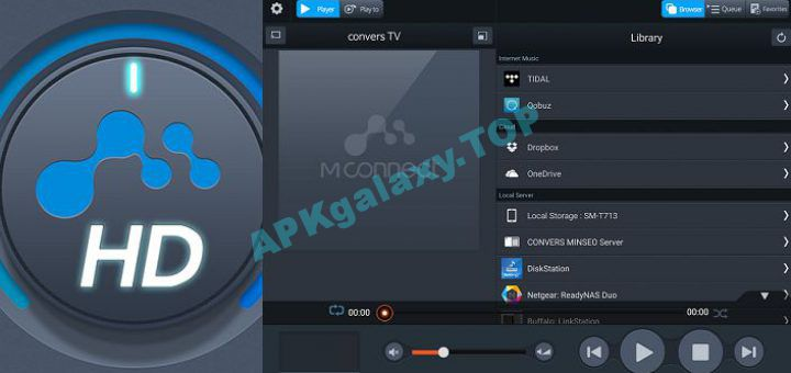 mconnect Player HD Apk