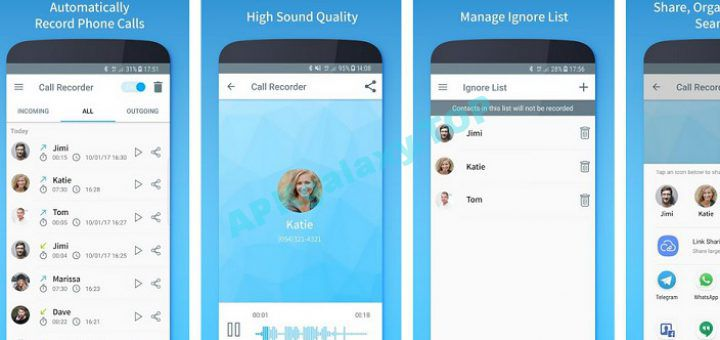 Call Recorder – Automatic Apk