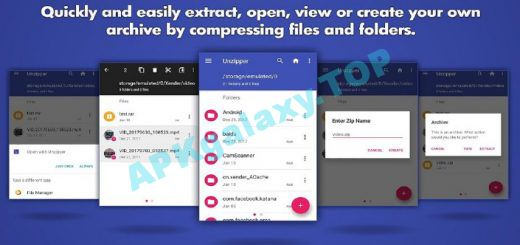Easy Zip Unzip File Manager Apk