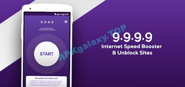 Internet Speed Booster Apk