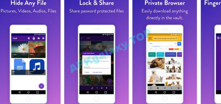 Easy Vault Pro : Hide Pictures, Videos, Gallery, Files v2 72