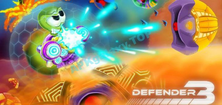 Space Defense – Shooting Game Apk