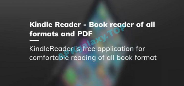 Kindle Reader PRO. Leading Book Reader (no Ads) Apk