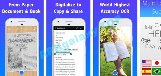 Text Scanner OCR Apk