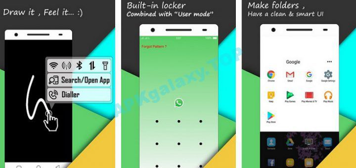 AUG Launcher PRO v3 2 Apk | APKgalaxy