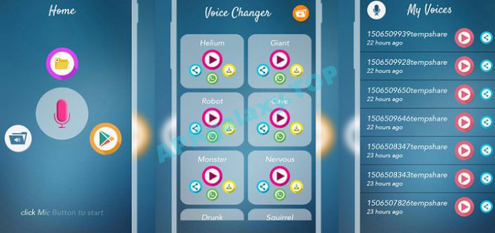 Voice Changer with Funny Effect Apk