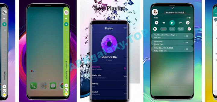 Music player S10 S10+ EDGE ⌊Pro⌉ v1 133 Apk | APKgalaxy