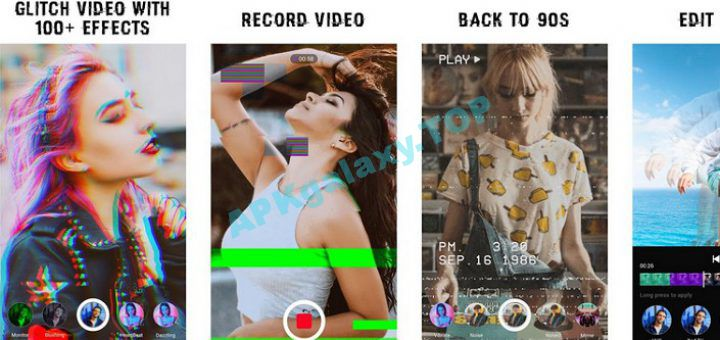 Glitch Video Effect – Video Editor & Video Effects Pro v1 2 0 1 Apk
