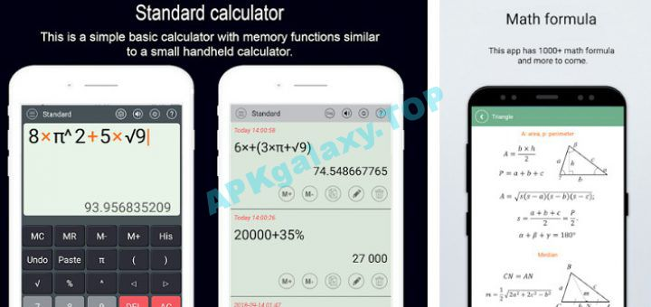 HiEdu Scientific Calculator Pro Apk