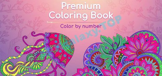Premium Coloring Book – color by number for adults Apk