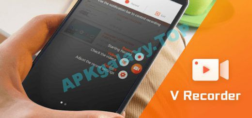 Screen Recorder V Recorder Apk