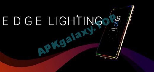Always on AMOLED – Edge Lighting Apk