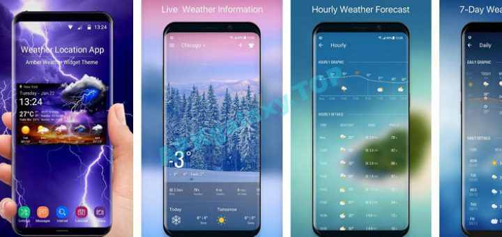 Local Weather Pro Apk