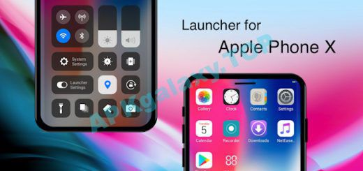 X Launcher New Apk
