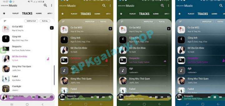 Music Player One UI Apk