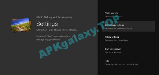 Photo Gallery and Screensaver FULL Apk