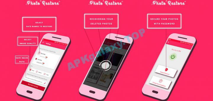 Recover & Restore Deleted Photos Apk