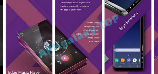 S10+ Edge Music Player Apk