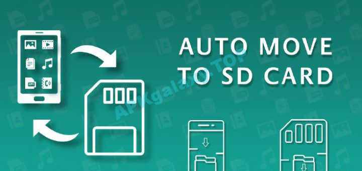 Auto Move To SD Card Apk