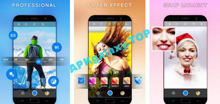 HD Camera – Best Cam with filters & panorama Apk