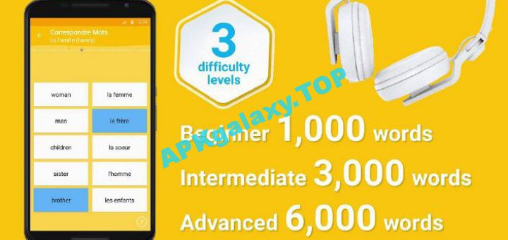 Learn English – 6000 Words – FunEasyLearn Apk