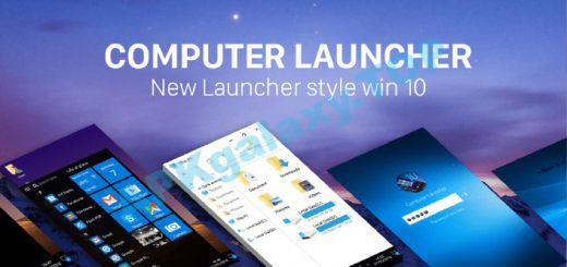 Computer launcher PRO 2019 for Win 10 themes Apk