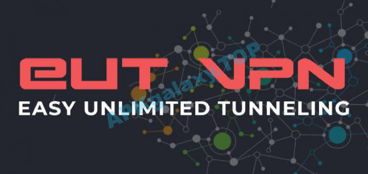 EUT VPN – Easy Unlimited Tunneling Apk