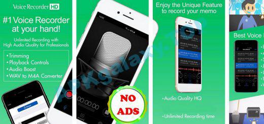 Voice Recorder High Quality Audio Recording Apk