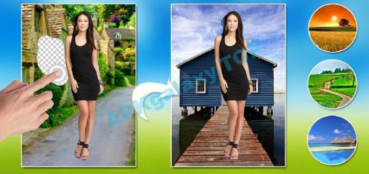 Cut Easy Cut+out Photo Background Auto Editor Apk