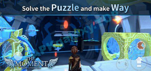 The Moment the Temple of Time Apk
