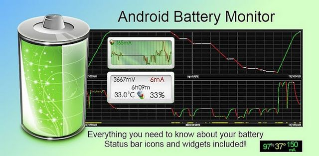 Battery_Monitor_Widget