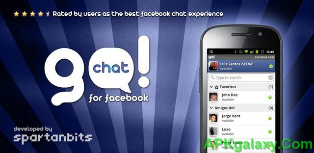 Go_Chat_for_Facebook