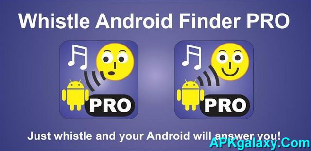 Whistle_Android_Finder