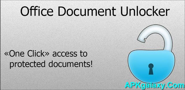 Office_Document_Unlocker