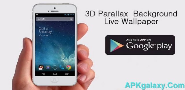 3D_Parallax_Background