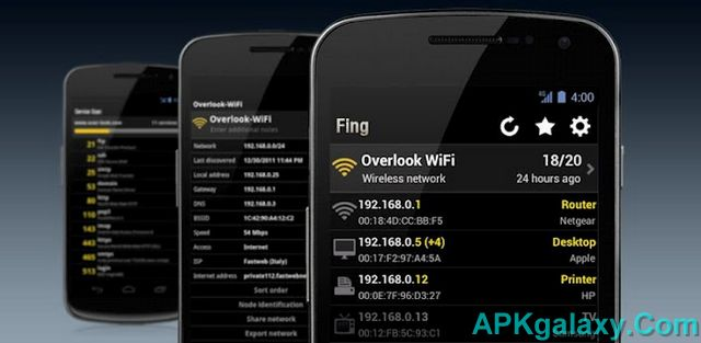 Fing_Network_Tools