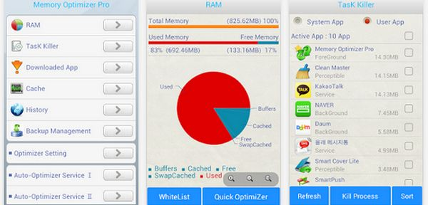 Memory Optimizer – Cache