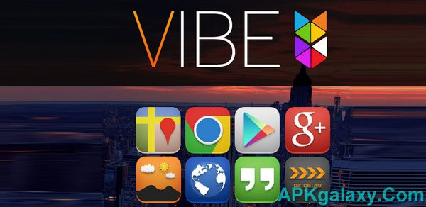 Vibe Icon Pack