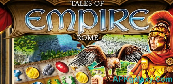 Tales of Rome Match 3