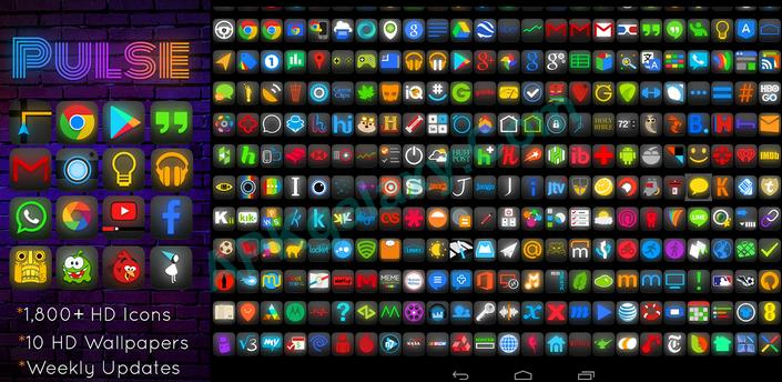 Pulse – Icon Pack