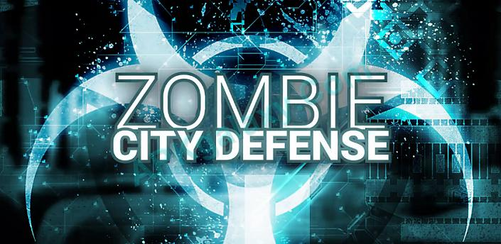 Zombie City Defense