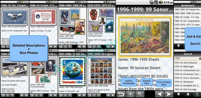 US Stamp Collection Bible II