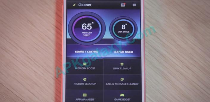 Cleaner – Speed Booster