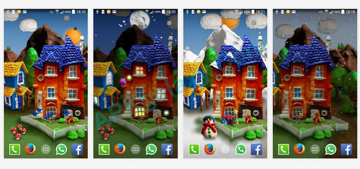 Colors Life PRO live wallpaper