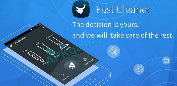Fast Cleaner Pro- RAM Booster Apk