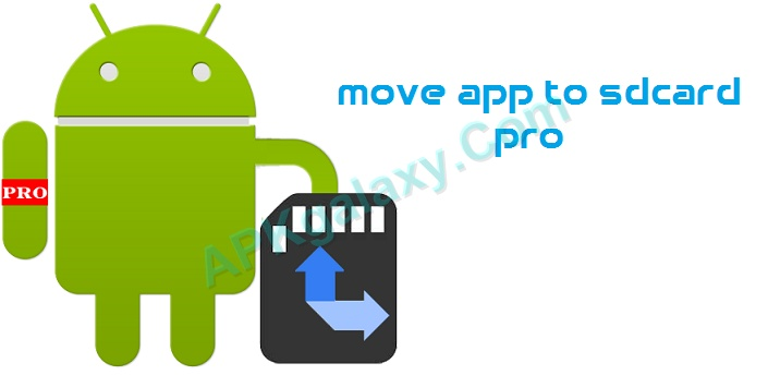 move app to sdcard