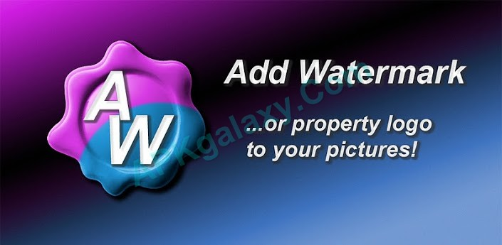 Add Watermark Apk