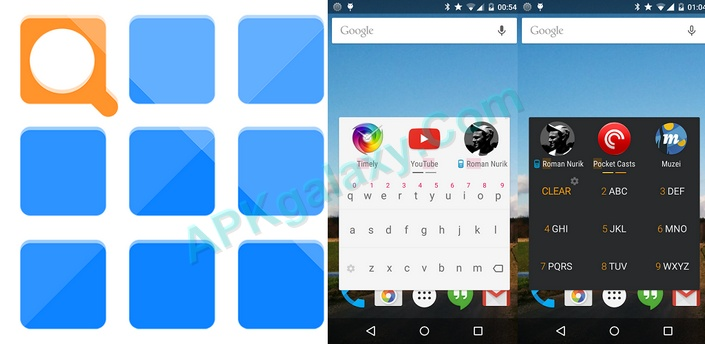 AppDialer Pro search on phone Apk