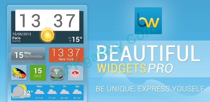 Beautiful Widgets Pro Apk