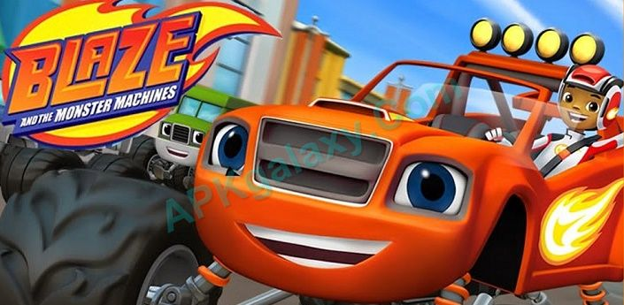 Blaze and the Monster Machines Apk